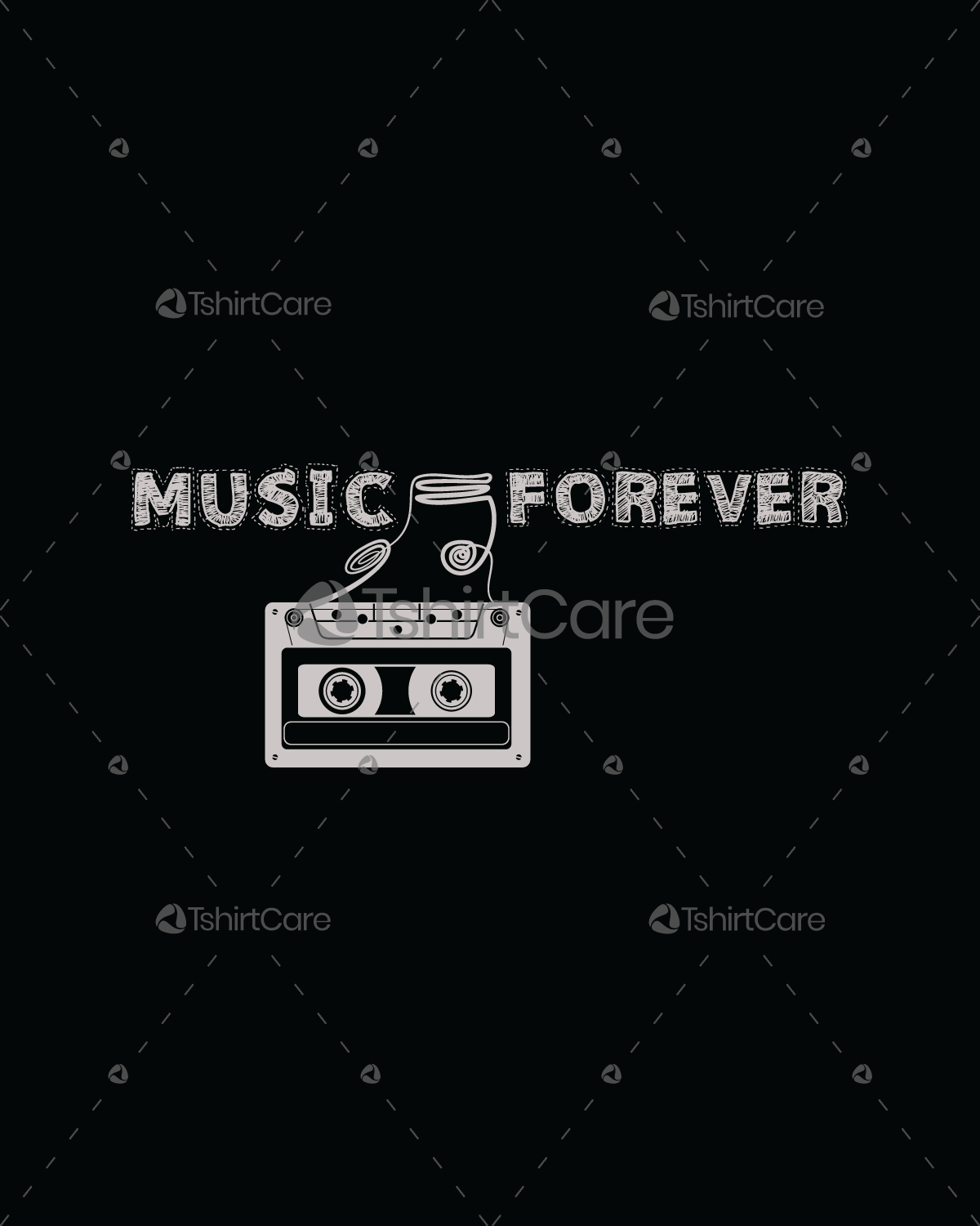 Cassette audio music Tape lovers T shirt design music forever Analog Old  School Music Geek tee & hoodie design gift - TshirtCare