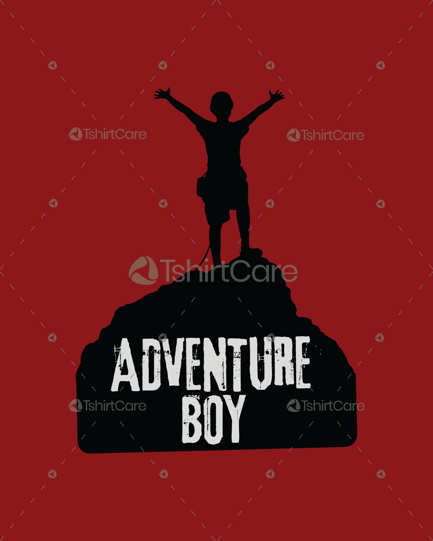 2fa2574a73 Adventure mountain boy T Shirt Design Adventure Clothing Hiking Gifts ...