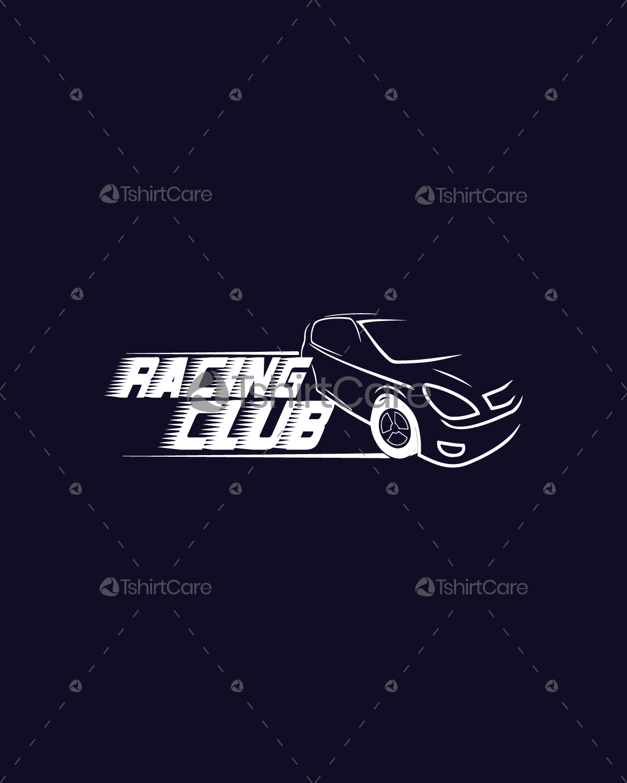 Awesome Car Club T Shirt Design Unique Custom Car Apparel For School