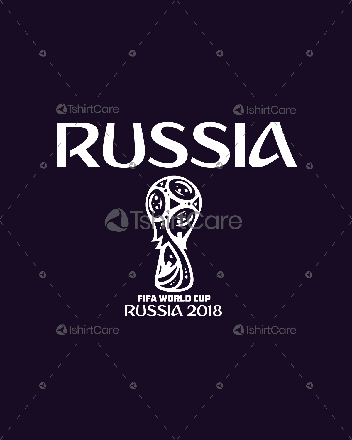 fad12f9acfb Russia 2018 Fifa world cup T shirt Design Essential Fashion T-Shirt ...