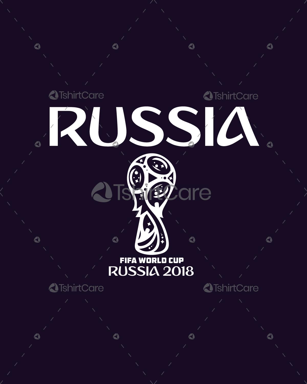 Russia 2018 Fifa world cup T shirt Design Essential Fashion T-Shirt ... 3cc2f7a0d