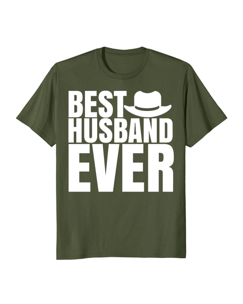 5e4355bc Mens – Best Husband Ever Tshirt Father Day/Grandpa Gift – Amazon Prime  Product