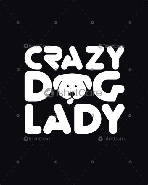 7fafab036 Crazy dog lady T shirts Design Animals Premium T-Shirt Design for Dog  Lovers Men's & Women's Tee shirts