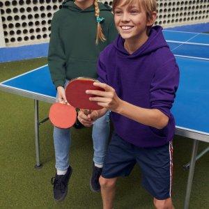 Παιδικό Φούτερ με Κουκούλα Classic Hooded Sweat | 5 χρώματα