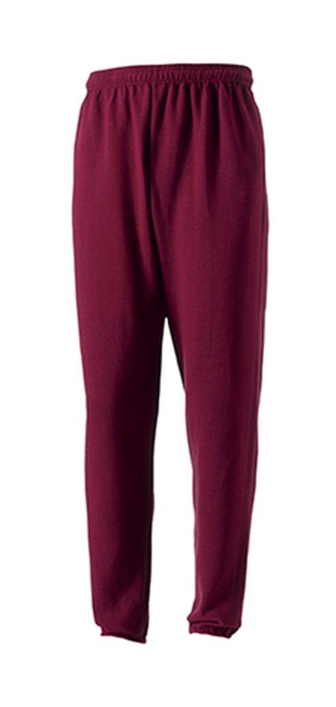 Φούτερ παντελόνι Russell σε ανδρική γραμμή και premium ποιότητα Μπορντώ