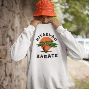 Φούτερ Απλό Miyagi-Do Karate – The Karate Kid Saga Continues – Cobra Kai
