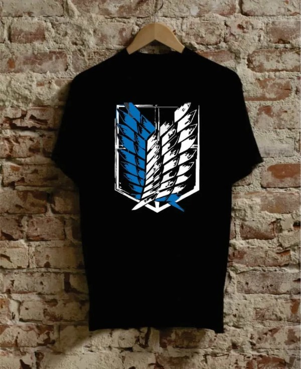 Attack on Titan Wings of Freedom | tshirting.gr