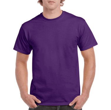 Short Sleeve T-Shirt Purple
