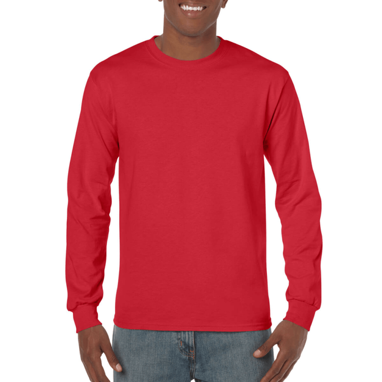 Red Sweat Top