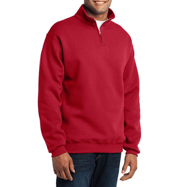 Polar Fleece Top Red