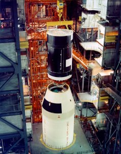 Skylab construction