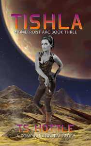Book Cover: Tishla (Homefront Arc - Book 3)
