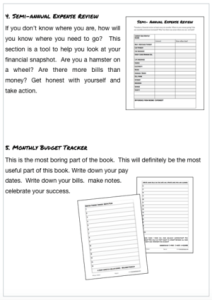 My Money Matters Book Overview
