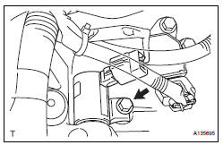 Toyota Sienna Service Manual: Сamshaft timing oil control
