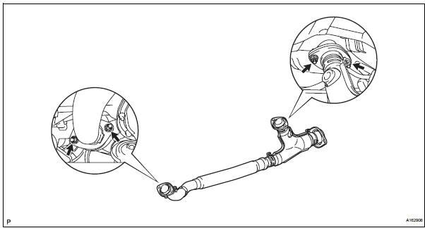 Toyota Sienna Exhaust