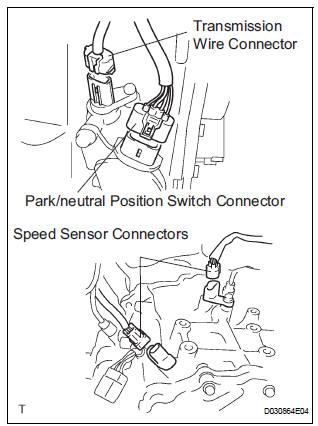 U151e Transmission Wire Harness A140E Transmission