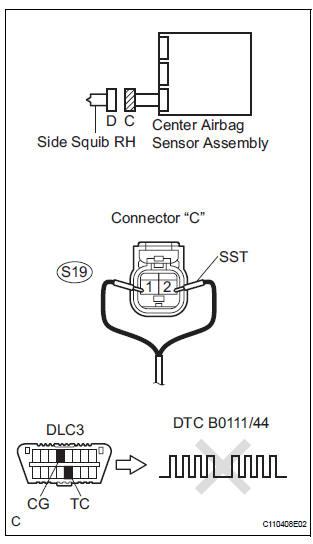 B1821 Toyota Airbag