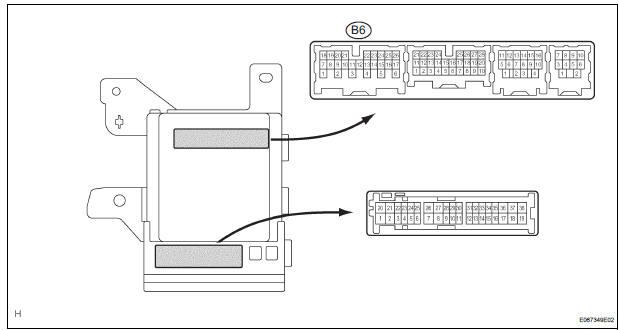 Toyota Sienna Service Manual: Light Sensor Circuit
