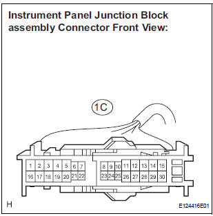 Toyota Sienna Service Manual: DRL Relay Circuit