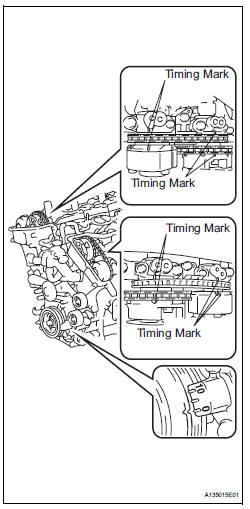 Toyota Sienna Service Manual: Crankshaft Position