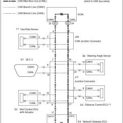Can Bus Wiring Diagram Ecu Toyota Corolla Tsb Diagrams