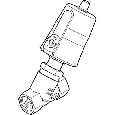VZXF-L-M22C-M-A-G34-180-M1-V4V4T-50-20,Festo Angle Seat