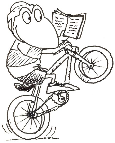2006 Texas Reading Club Clip Art Reading: the Sport of