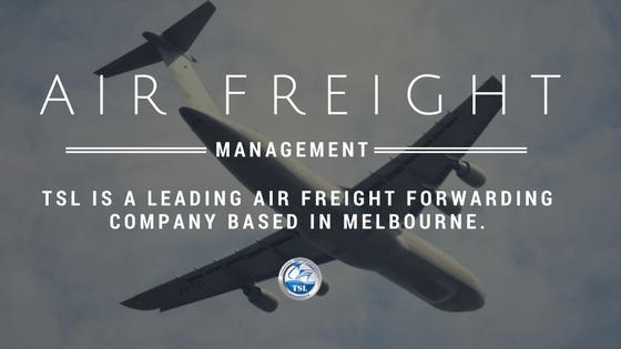Air Freight Management
