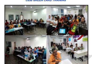 CIDB GREEN CARD 1
