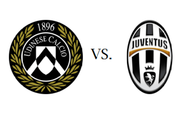 Udinese Vs Juventus Match Preview