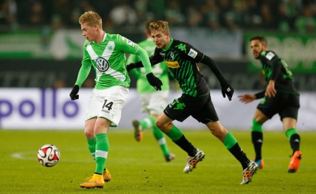 Bilanz Vfl Wolfsburg Gegen Borussia Mönchengladbach Fussballdaten