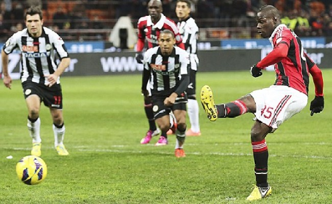 Udinese Vs Ac Milan Live Stream Serie A 2014