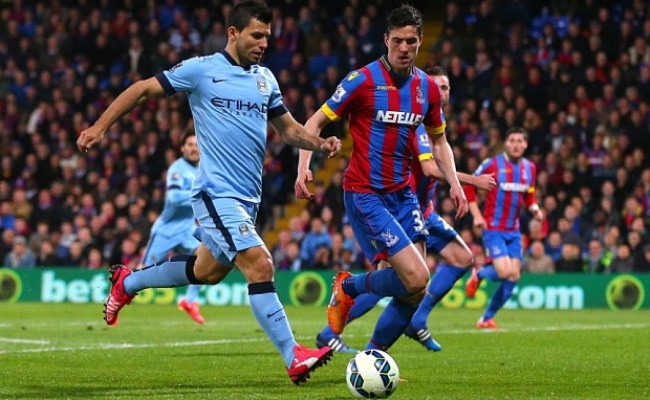 Manchester City Vs Crystal Palace League Cup Match