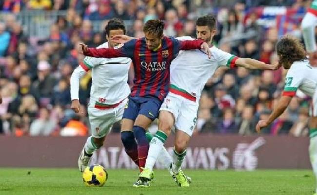 Barcelona Vs Granada Primera Division Match Preview