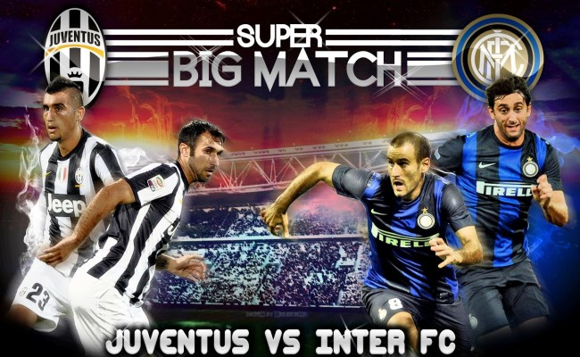 Juventus Vs Inter Milan Italian Serie A Preview