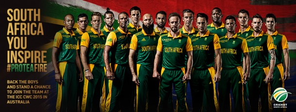 South Africas T20 World Cup Squad  TSM PLUG