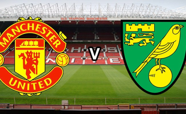 Norwich City Vs Manchester United English Premier League