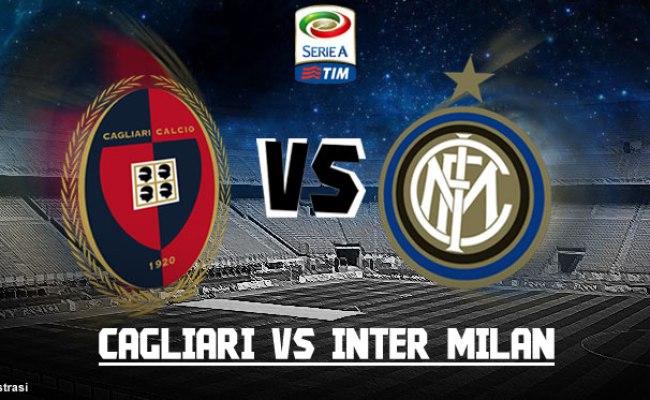 Cagliari Vs Inter Milan 5th March 2017 Tv Channels