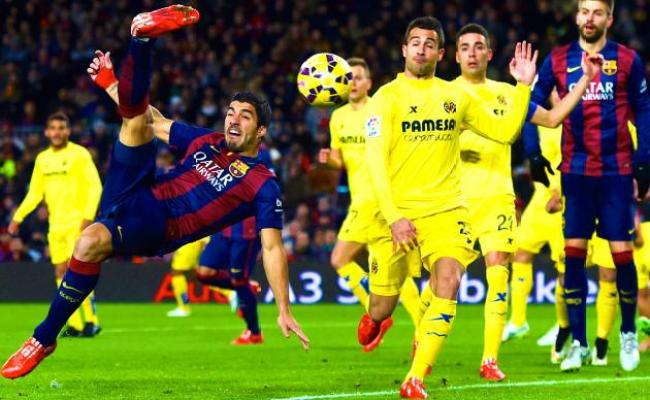 Barcelona Vs Villarreal 6th May 2017 Schedule Streaming
