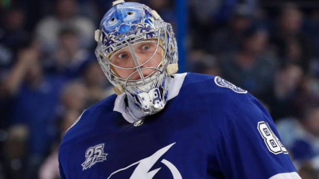 Lightning G Vasilevskiy Fighting Fatigue TSNca
