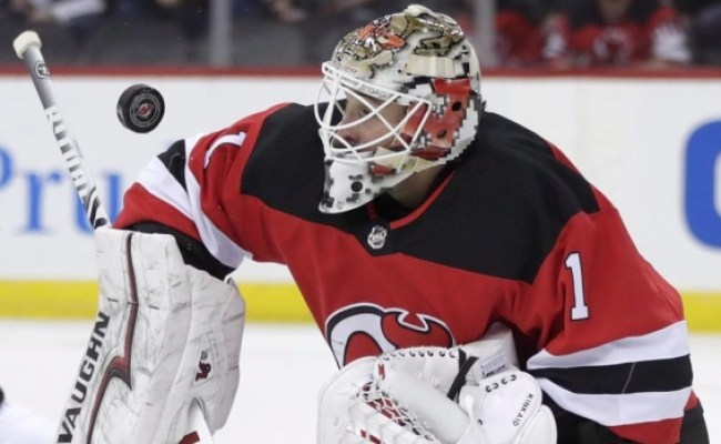 Goaltender Keith Kinkaid Signs With Montreal Canadiens