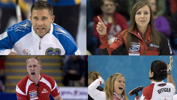 Canada Cup Of Curling Preview TSNca