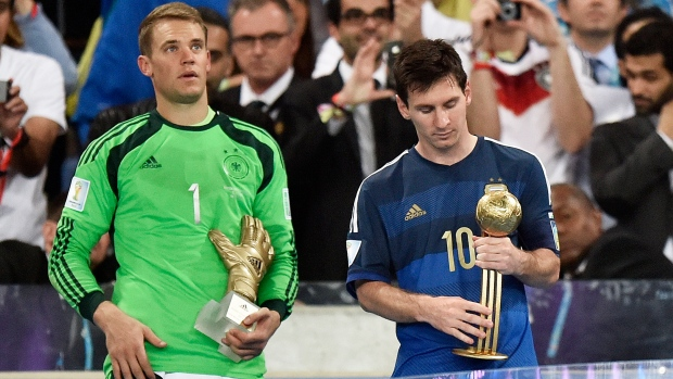 Jack A Ballon D Or Vote For Neuer Would Be A Big Miss