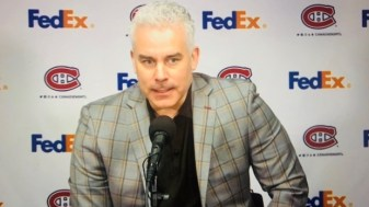 Montreal Canadiens turn to Dominique Ducharme amid crisis of confidence -  TSN.ca