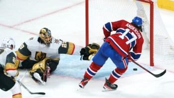 Game 3 Josh Anderson scores OT winner Montreal Canadiens take series lead over Vegas Golden Knights - TSN.ca