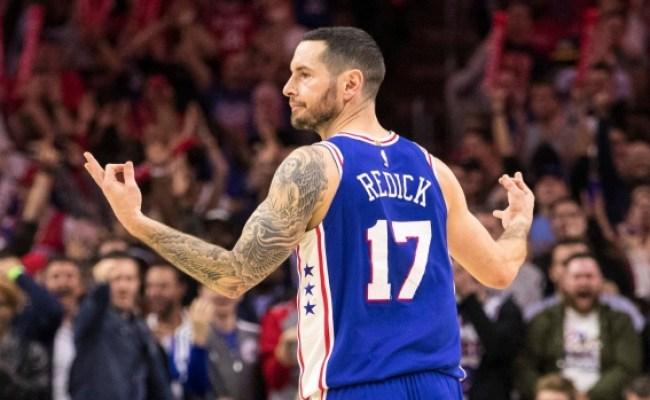 Redick Helps 76ers Hand Magic 8th Straight Loss Tsn Ca