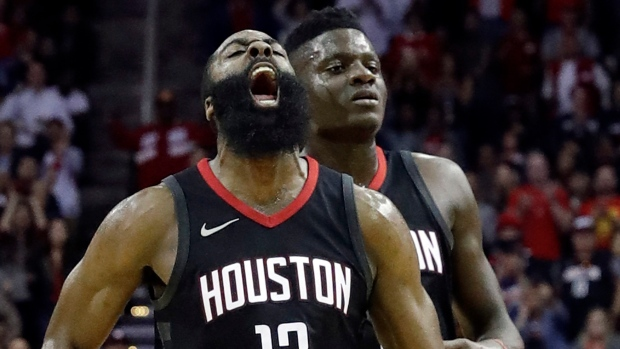 Image result for James harden yell