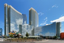 Aria Resort & Casino Add 200 000 Square Feet Of