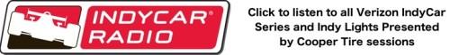 IndyCar Radio Banner
