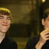 Macaulay Merrett and Sebastian Hetzel - Volcano Rising Shoot